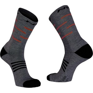 EXTREME PRO HIGH SOCK - Gris